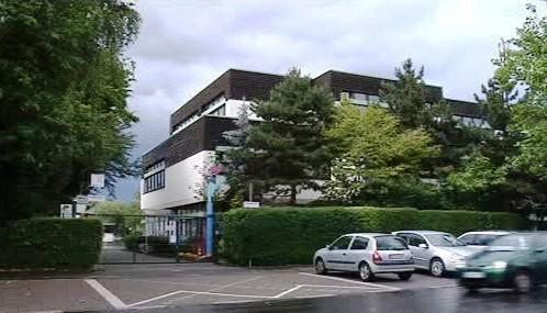 Japonská škola v německém Düsseldorfu