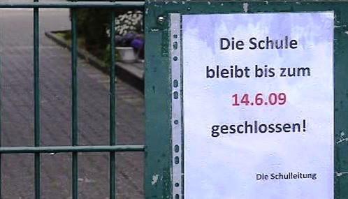 V Düsseldorfu zavřeli kvůli chřipce japonskou školu