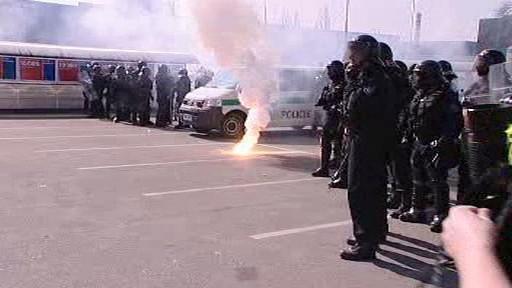Policejní hlídky
