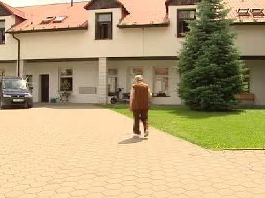 Dům pro seniory v Jílovém