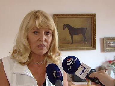 Ředitelka Eva Petrášová