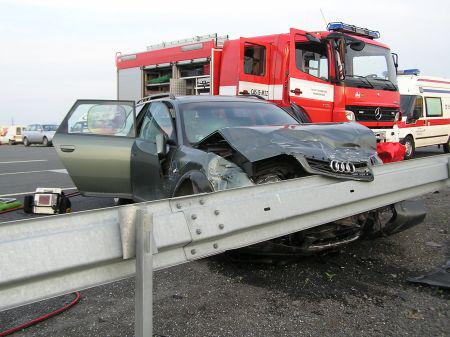 Následky vážné nehody