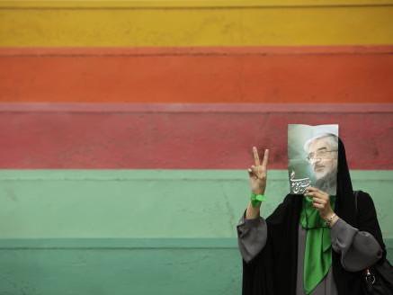 Volička v Íránu