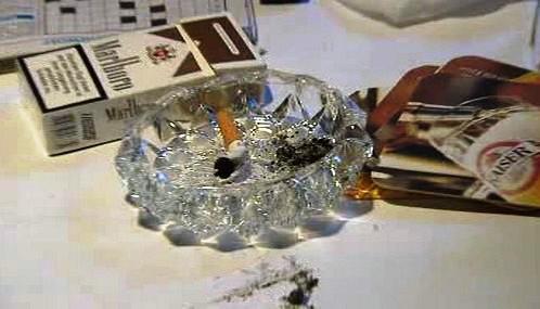 Kouření v restauracích