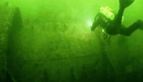 Švédští potápěči našli potopenou sovětskou ponorku