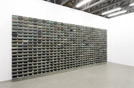 Dan Peterman: 4-Ton Vertical Storage