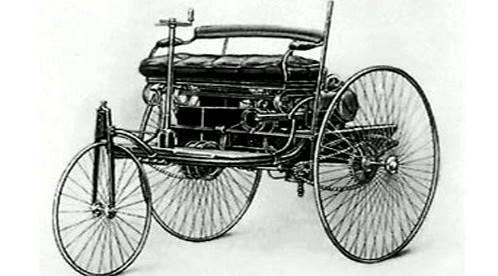 První auto světa