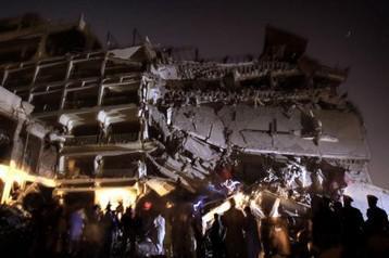 Výbuch hotelu Pearl Continental