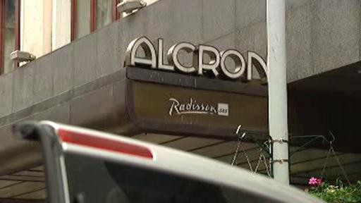 Pražský hotel Alcron