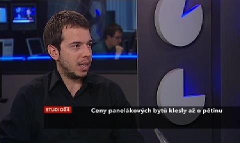 Ředitel serveru bezrealitky.cz Jakub Havrlant