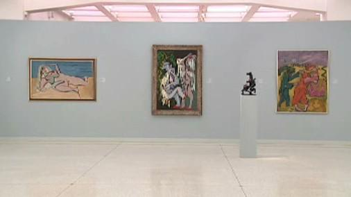Národní galerie - Veletržní palác