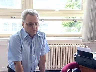 Ředitel Vojtěch Němeček