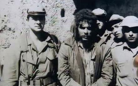 Poslední fotografie Che Guevary