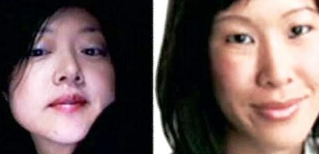 Euna Leeová a Laura Lingová
