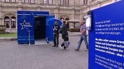 Eurovolby v Rakousku