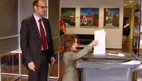 Eurovolby v Nizozemsku