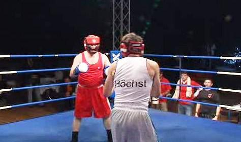Galavečer boxu