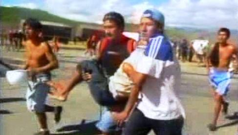 Nepokoje v Peru