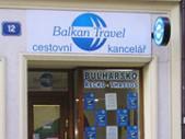 Pobočka CK Balkan Travel