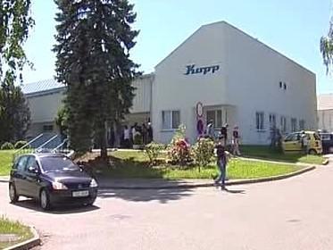 Továrna Kopp v Kaplici