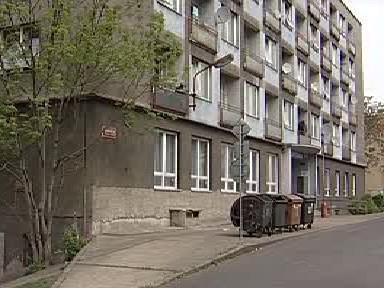 Ubytovna na Střekově v Ústí nad Labem