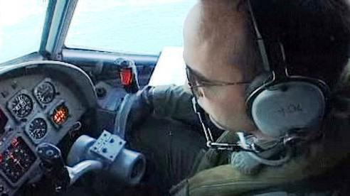 Pátrání po zmizelém letadle