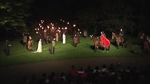 Představení českokrumlovského divadla