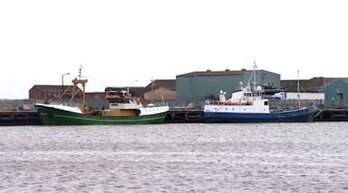 Doky v Grimsby