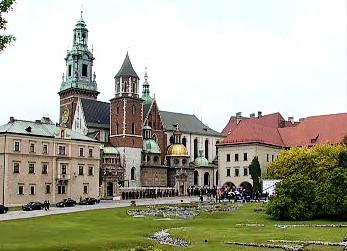 Oslavy výročí pádu komunismu v Krakově
