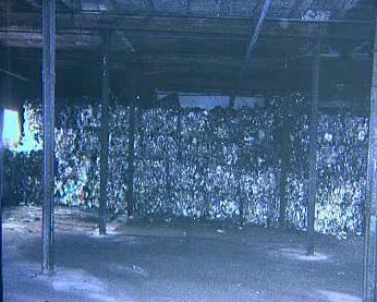 Odpad ve Studánce