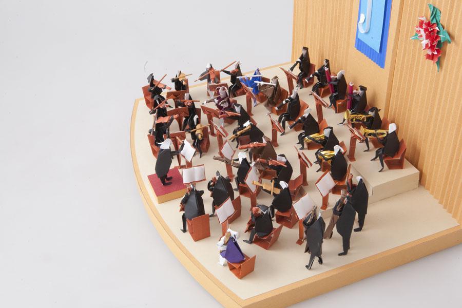 Origami orchestr