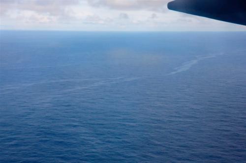 Skvrna z leteckého benzínu