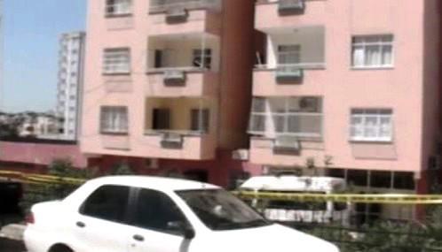 Místo vraždy osmi lidí v turecké Adaně