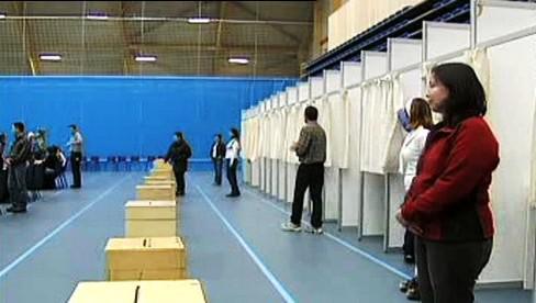 Volby v Grónsku