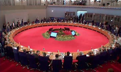 Jednání ministrů zemědělství a rybolovu EU