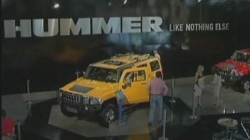 Automobil značky Hummer