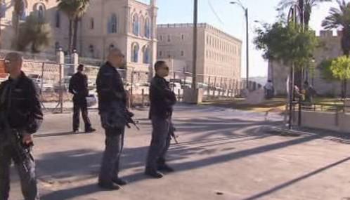 Izraelští policisté