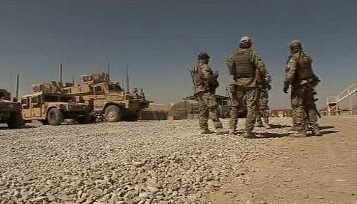 Čeští vojáci v Afghánistánu