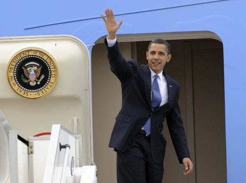 Obama se loučí