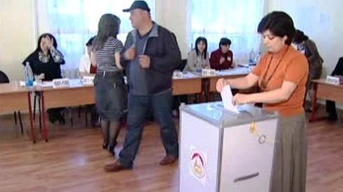 Volby v Jížní Osetii