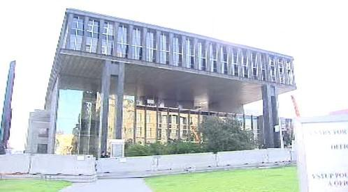 Bývalé Federální shromáždění