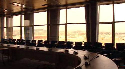 Interiér Federálního shromáždění