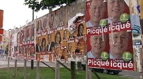 Volby do EP v Belgii