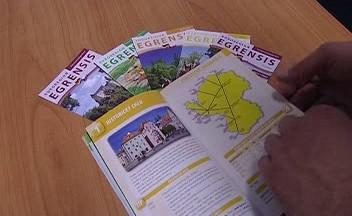 Propagační brožury