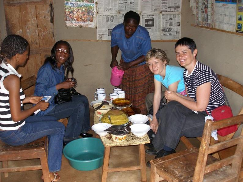 Z dokumentu Příběhy z Afriky