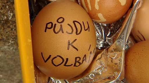 Konec vajíčkových útoků