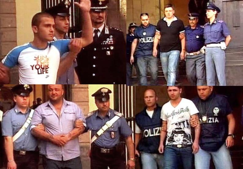 Italská policie zatkla členy drogového gangu
