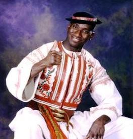 Ibrahim Maiga, alias Černý bača