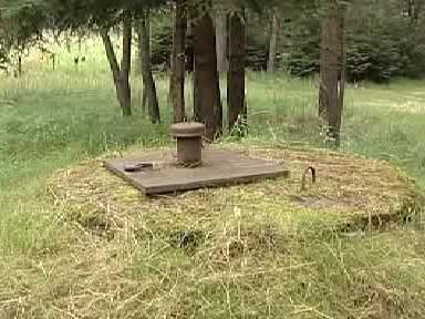 Podzemní pramen pitné vody