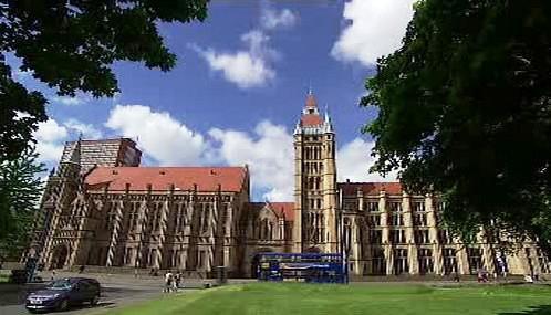 Muzeum v Manchesteru